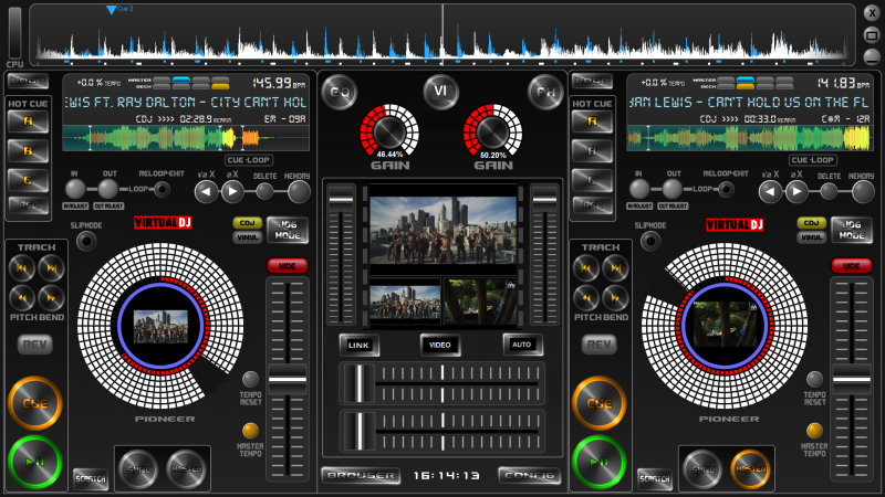 how to set autoplay in virtual dj