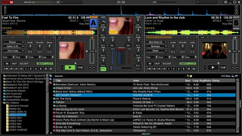 virtual dj with 6 decks free download