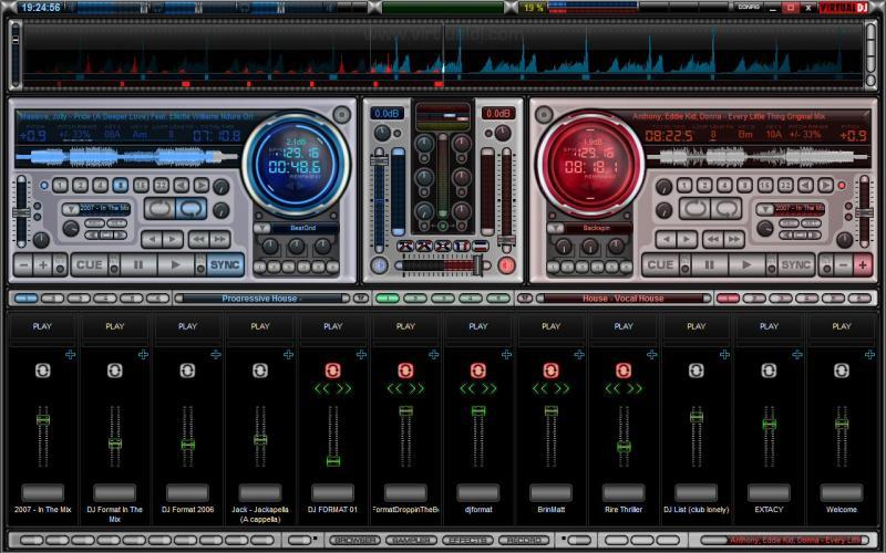 Virtual Dj Skins Free Download Mix Lab