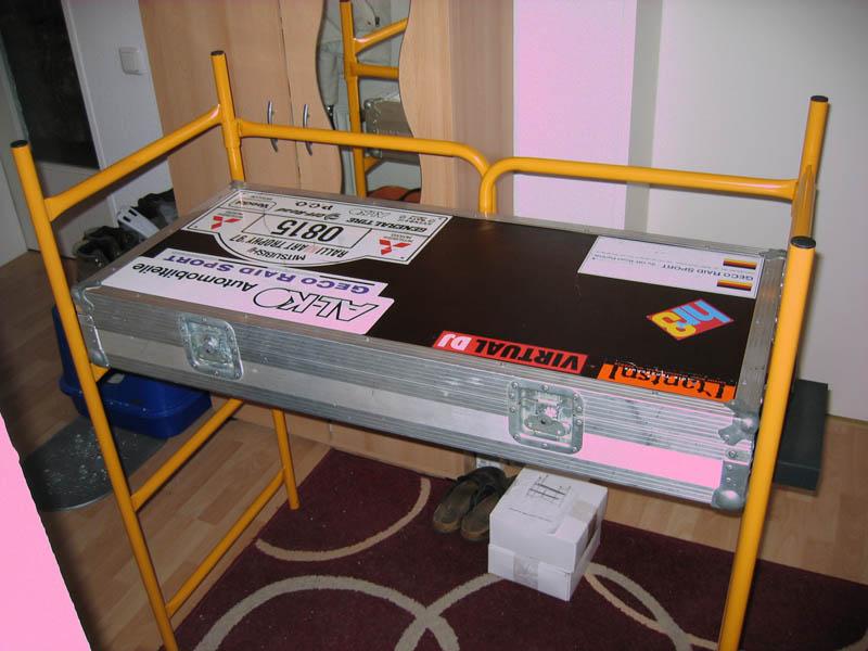 virtual dj software dj pult theke marke eigenbau eure. Black Bedroom Furniture Sets. Home Design Ideas