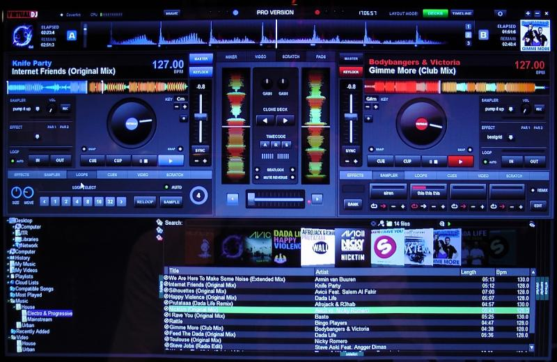 Descargar Virtual Dj 7 Pro Full con CRACK y key funcionando 2014 Gratis.