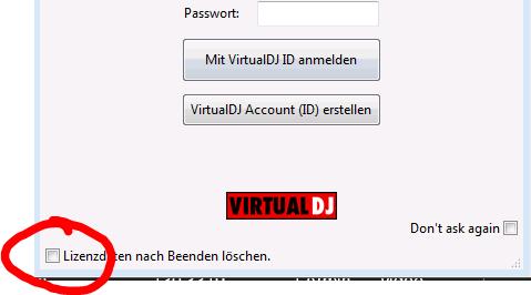 Virtual Dj Lizenz