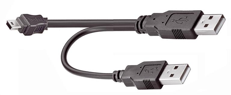 USB-B-Mini%205-polig%20auf%20Doppel-USB-