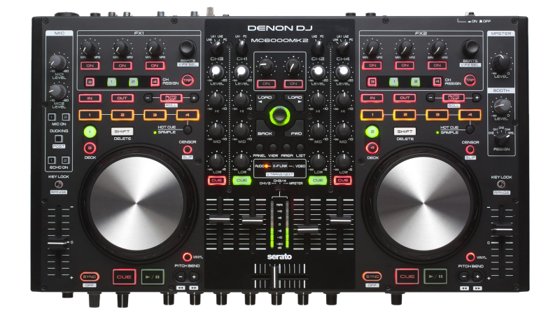 VIRTUAL DJ SOFTWARE Hardware List