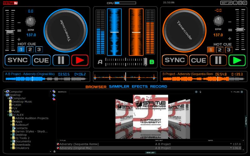 Virtual dj trial free download.