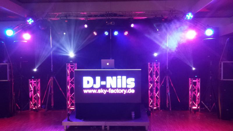 VirtualDJ DJ Pult Tisch Verkleidung