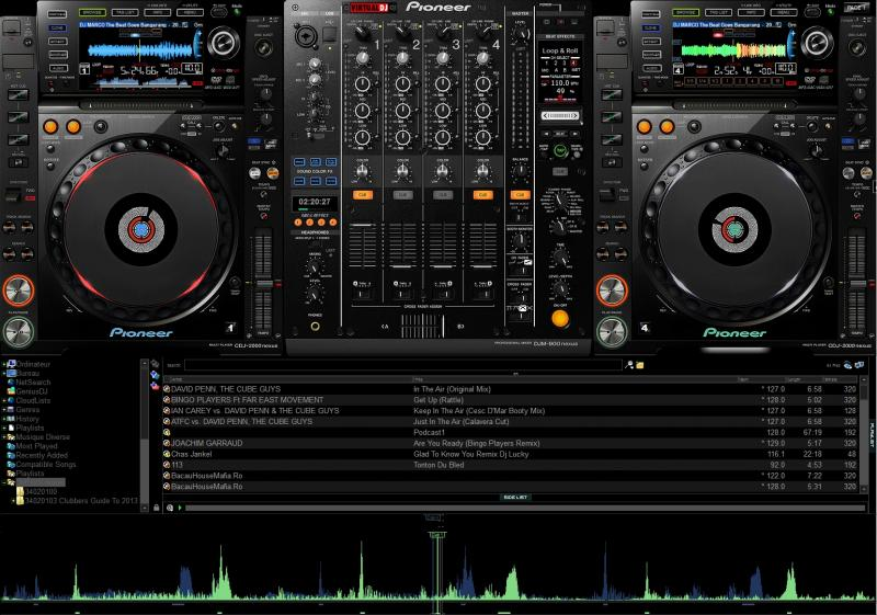 virtual dj skin pioneer cdj 1000 djm 800 free download