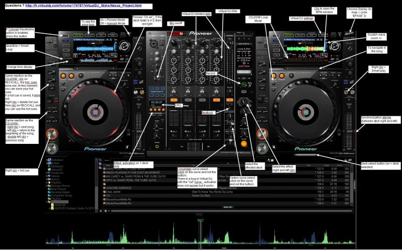 how to change plaer number on cdj900