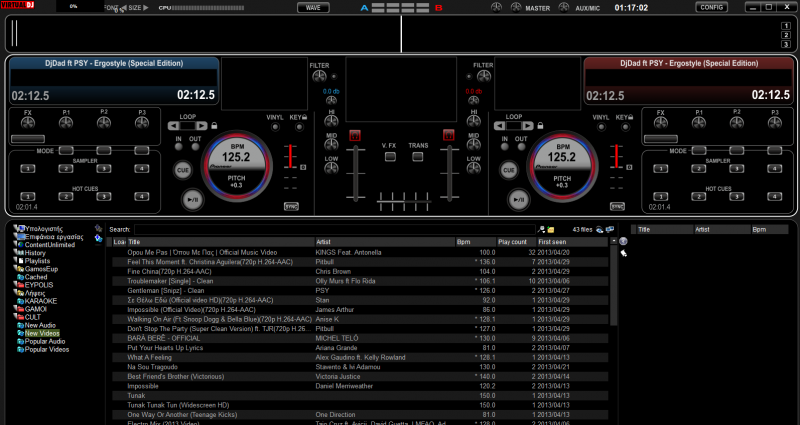 Pioneer ddj sb virtual dj mapper download music for pc