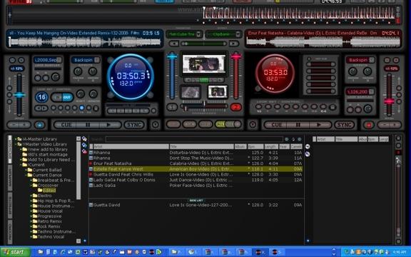 DJ Software - VirtualDJ - Mix Lab 4 0 Progress Info