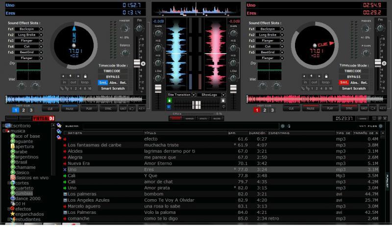 download free virtual dj 7 skins
