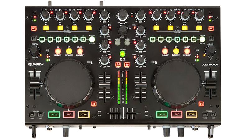 numark mixtrack pro 2 manual