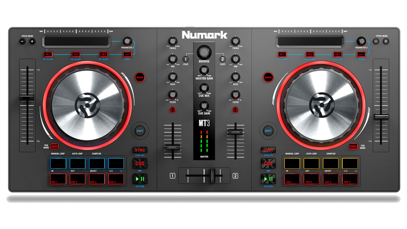 Virtual dj software hardware numark.