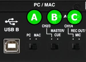 denon mc 6000 firmware update mac