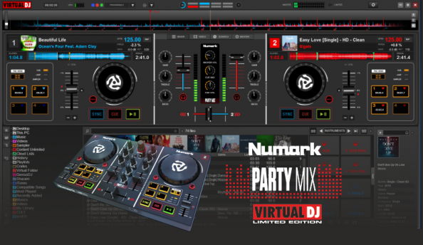 Numark dj software download | How to Download Numark Cue Full